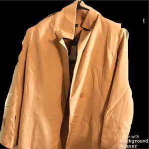 Nasty gal trench coat